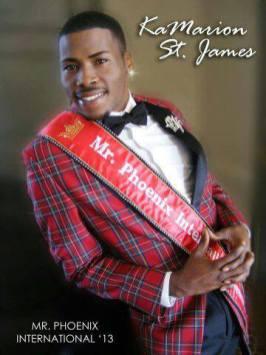 KaMarion Lord St. James Hilton