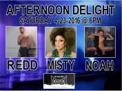 Show Ad | Toolbox Saloon (Columbus, Ohio) | 4/23/2016