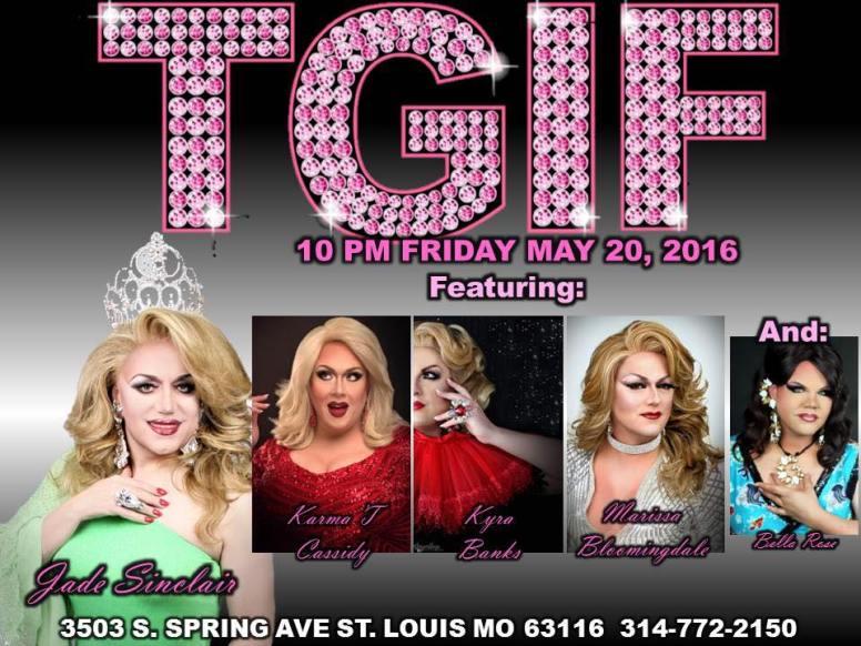 Show Ad | The Grey Fox (St. Louis, Missouri) | 5/20/2016
