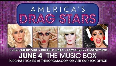 Show Ad | The Borgata (Atlantic City, New Jersey) | 6/4/2016