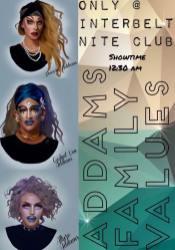Show Ad | Interbelt Nite Club (Akron, Ohio) | 8/24/2016