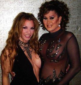 Amy Demilo and Natasha Richards