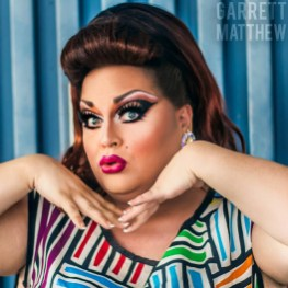 Ginger Minj - Photo by Garrett Matthew Photography