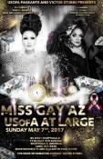 Show Ad | Miss Gay Arizona USofA at Large | BS West (Scottsdale, Arizona) | 5/7/2017