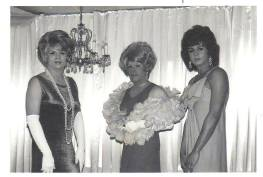 Candy James, Toni Taylor and Lena
