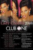 Show Ad | The Lady Chablis | Club One (Savannah, Georgia) | 2008