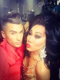 Jeffrey Kelly and Gia Gunn