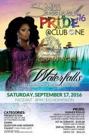 Show Ad   Club One (Savannah, Georgia)   9/17/2016