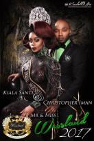 Kia'la Nicole Santi and Christopher Iman - Photo by Kendoll Mix