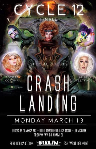 Show Ad | Berlin (Chicago, Illinois) | 3/13/2017