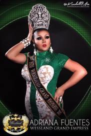 Adriana Fuentes - Photo by Kendoll Mix