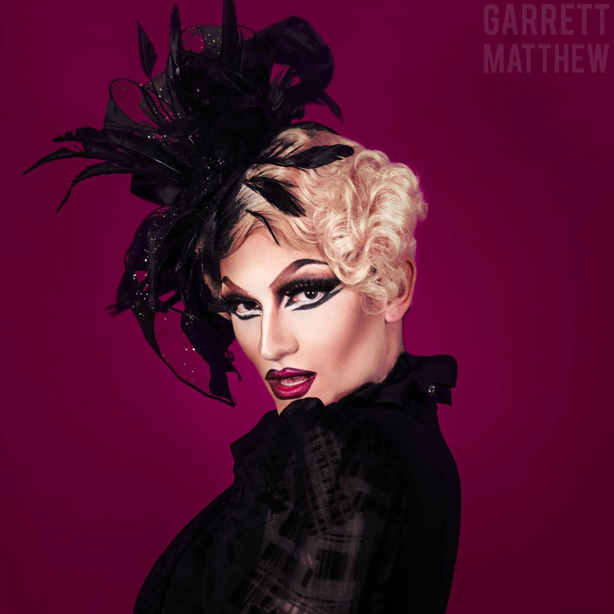 Iris Spectre - Photo by Garrett Matthew Photography