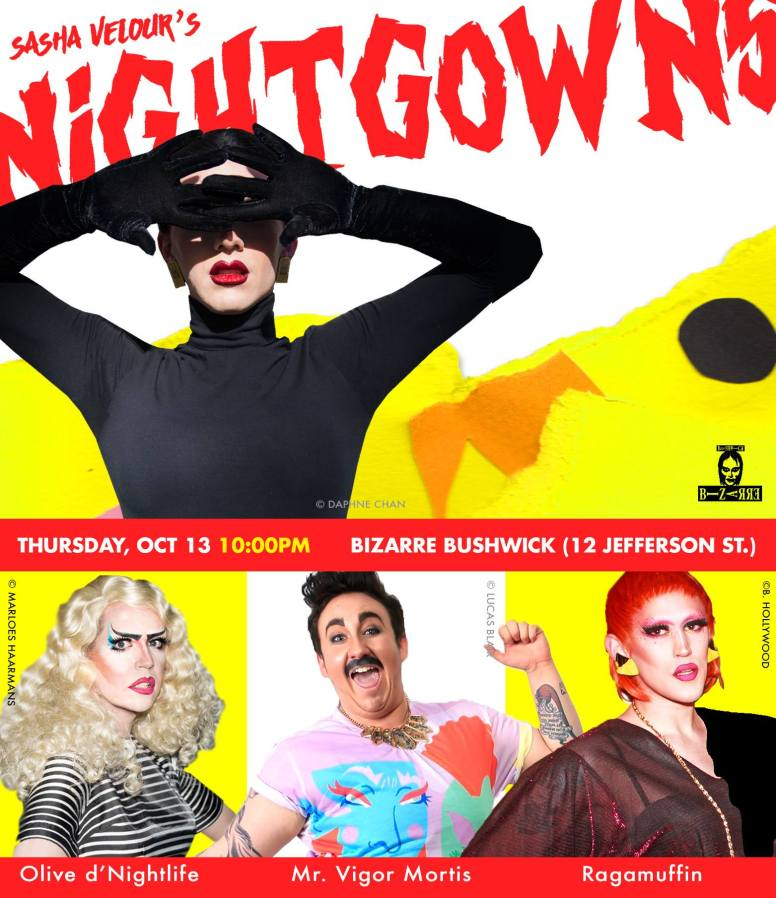 Show Ad | Bizarre Bushwick (Brooklyn, New York) | 10/13/2016
