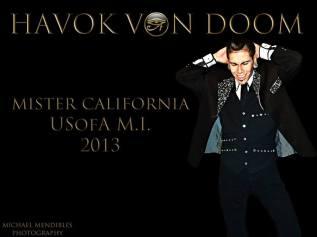 Havok Von Doom - Photo by Michael Mendibles Photography