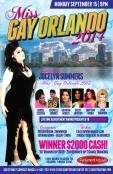 Show Ad | Miss Gay Orlando | Parliament House (Orlando, Florida) | 9/15/2014