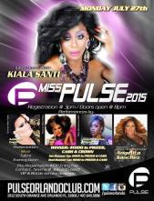 Show Ad   Miss Pulse   Pulse Nightclub (Orlando, Florida)   7/27/2015