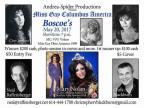 Show Ad   Miss Gay Columbus America   Boscoe's (Columbus, Ohio)   5/20/2017