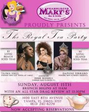 Show Ad | Hamburger Mary's (Tampa, Florida) | 8/15/2010