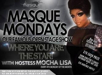 Show Ad | Masque (Dayton, Ohio) | 11/27/2017