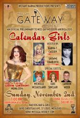 Show Ad | Miss Gay Gateway America | Bad Dog Bar & Grill (St. Louis, Missouri) | 11/2/2014