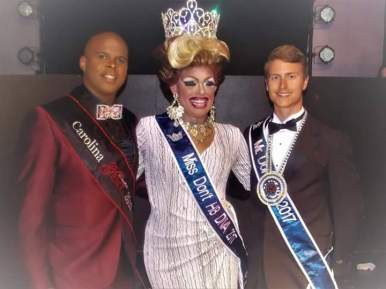 Taylor Knight Addams St. James, Valarie Rockwell and Caleb Smith