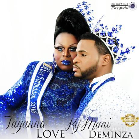 Tayanna Love and Ky'Mani Mekhi Deminza - Photo by Dior Payne Photography