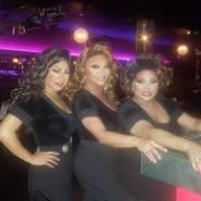 Regine Phillips, Maya Douglas and Victoria LePaige