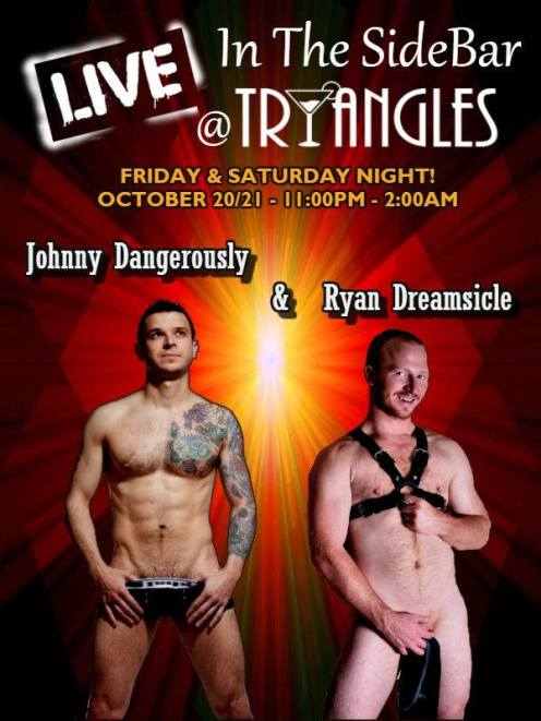 Show Ad | Tryangles (Louisville, Kentucky) | 10/20-10/21/2017