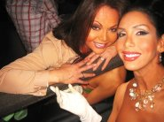 Maya Douglas and Sunny Dee Lite