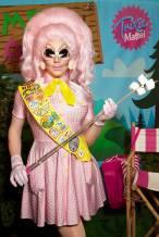 Trixie Mattel - Photo by Albert Sanchez and Pedro Zalba