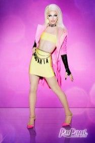 Aquaria | RuPaul's Drag Race Season 10 Cast | Credit: VH1
