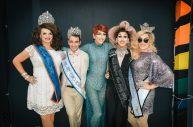 Ava Aurora Foxx, Matthew Allen Meade, Jennifer Lynn Ali, Soy Queen and Valerie Taylor