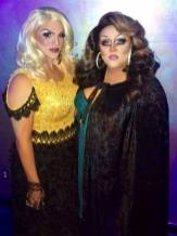 Ava Aurora Foxx and Reianna Ali