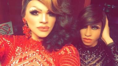 Ava Aurora Foxx and Sabrina Caprice Heartt