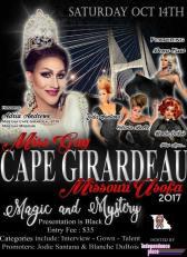 Show Ad | Miss Gay Cape Girardeau USofA | Independence Place (Cape Girardeau, Missouri) | 10/14/2017
