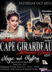 Show Ad   Miss Gay Cape Girardeau USofA   Independence Place (Cape Girardeau, Missouri)   10/14/2017