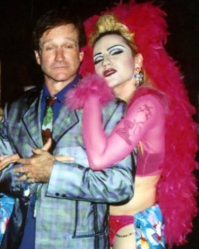 Robin Williams and Viva Sex