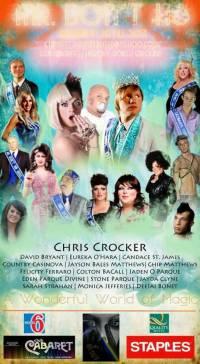 Show Ad   National Mr. Don't H8   Club Cabaret (Hickory, North Carolina)   1/20/2013