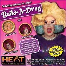 Show Ad | Heat Bar & NIghtclub (Wilkes-Barre, Pennsylvania) | 1/14/2017