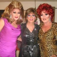 Coti Collins, Ginger Manchester and Denise Russell
