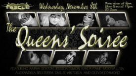 Show Ad   The Queens' Soirée   Masque (Dayton, Ohio)   11/8/2017