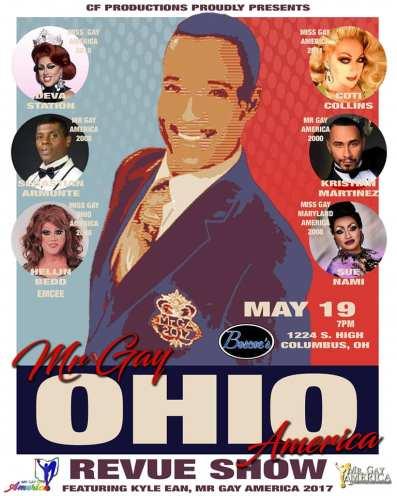 Show Ad   Boscoe's (Columbus, Ohio)   5/19/2018