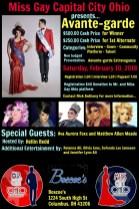 Show Ad | Miss Gay Capital City Ohio | Boscoe's (Columbus, Ohio) | 2/10/2018