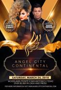 Show Ad | Miss Angel City Continental and Mr. Angel City Continental | Woodlawn Pointe (San Antonio, Texas) | 3/24/2018