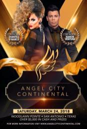 Show Ad   Miss Angel City Continental and Mr. Angel City Continental   Woodlawn Pointe (San Antonio, Texas)   3/24/2018
