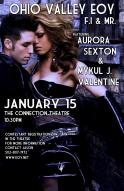 Show Ad | Ohio Valley Entertainer of the Year, F.I. and Mr. | The Connection Theatre (Louisville, Kentucky) | 1/15/2012