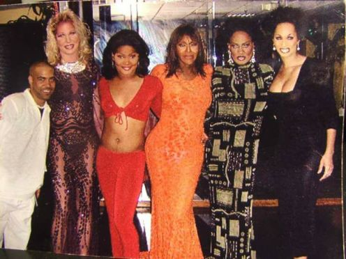 Cherokee, Sonya Ross, KiArra Cartier Fontaine, Misty Knight, Anisa Love and Tommie Ross