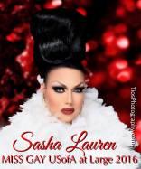 Sasha Lauren - Photo by Tios Photography