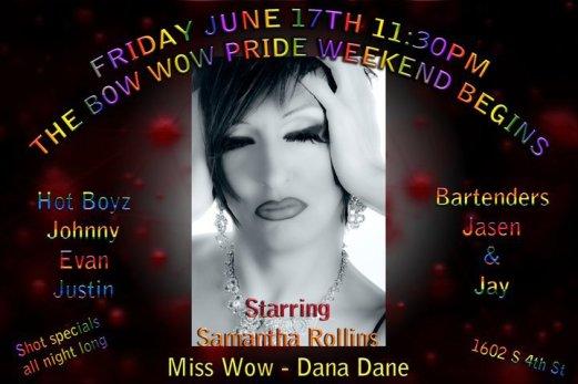 Show Ad | The Bow Wow (Columbus, Ohio) | 6/17/2011