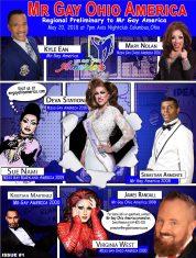 Show Ad | Mr. Gay Ohio America | Axis Night Club (Columbus, Ohio) | 5/20/2018
